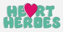 heart heroes logo